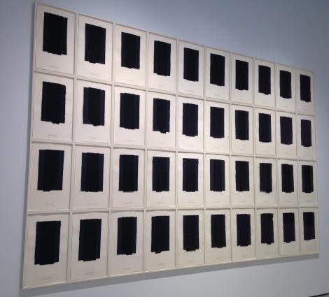 Geta Brătescu 'Memory, 1990'