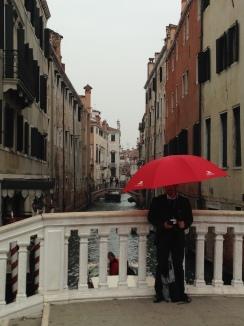 Red Unbrella