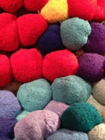Sheila Hicks 'Escalada Beyond Chromatic Lands'