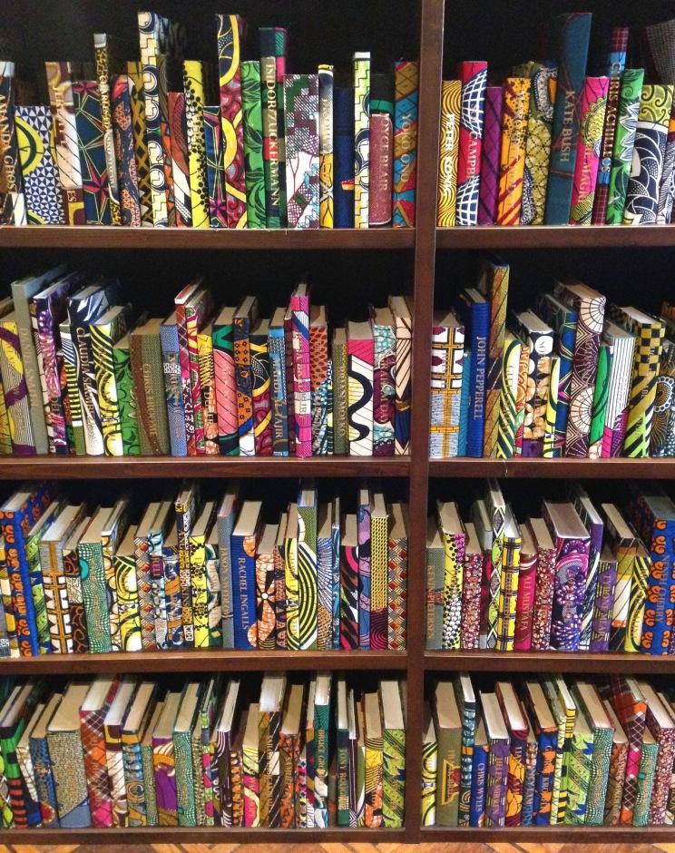 Yinka Shonibare 'The British Library'
