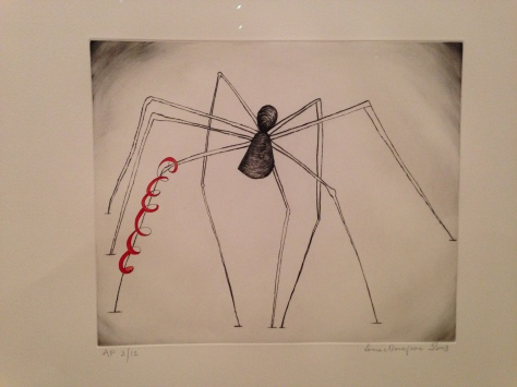 Untitled Spider and Snake 2003