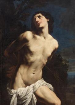 Saint Sebastian (1620-30) - Guido Reni