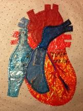 Rebecca J Burman 'My Heart' 2016