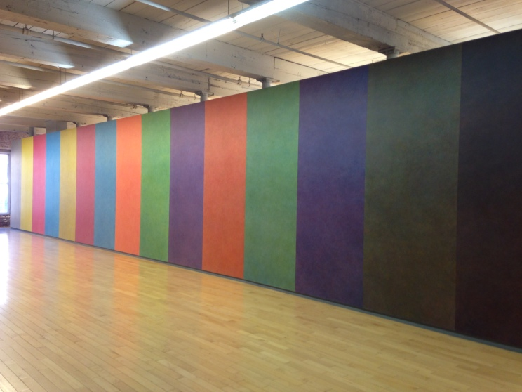 Sol LeWitt - Wall Drawing 422