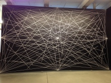 Wall Drawing 289