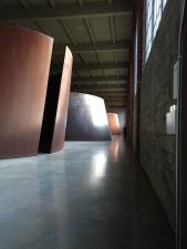 Richard Serra - Torqued Ellipses (1996-97)