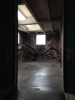 Louise Bourgeois - Crouching Spider 2003