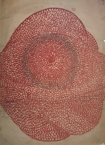 Louise Bourgeois - Eccentric Growth Mid 1960's